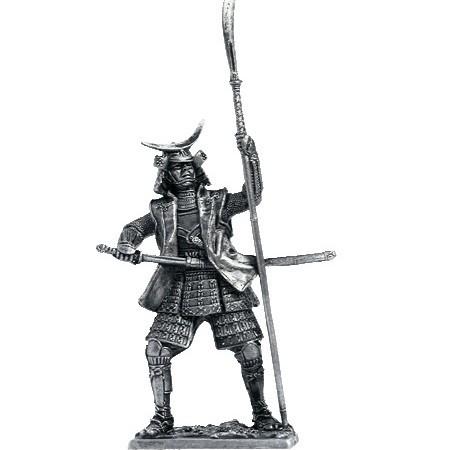 Самурай, 1600 год