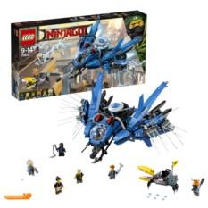 Конструктор Lego Ninjago Самолёт-молния Джея