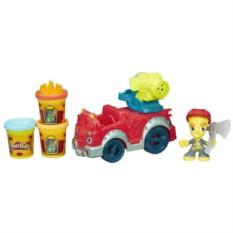 Игровой набор с ластилином Play-Doh Пожарная машина