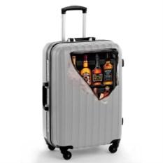 Наклейка на чемодан Напитки