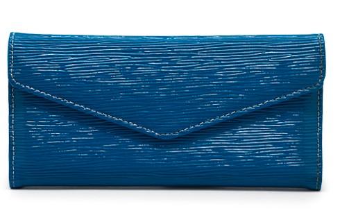 Голубой кошелек Vivid