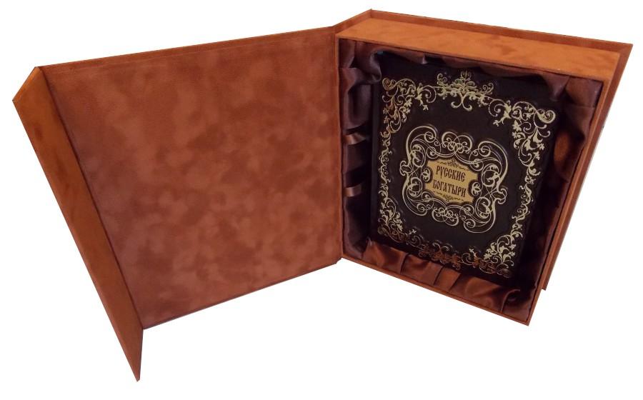 Подарочное издание «Русские богатыри»