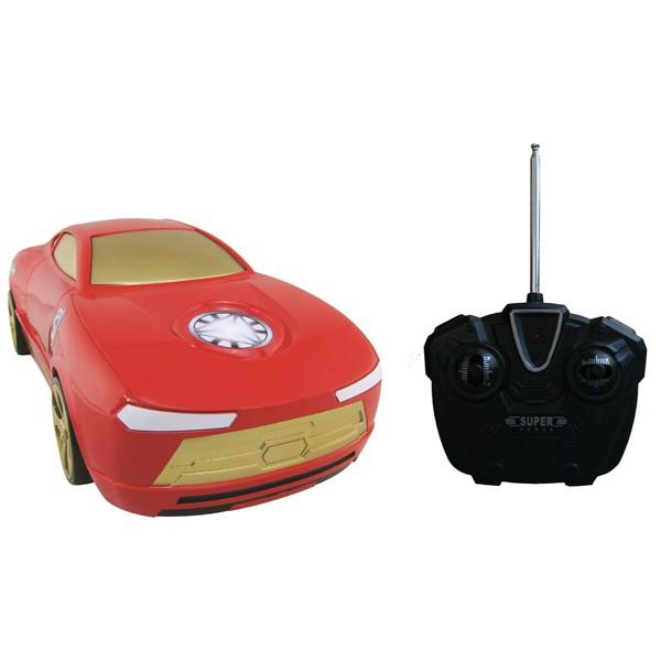 Радиоуправляемая машинка Мстители Yellow
