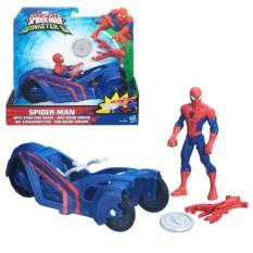 Фигурка Spider-Man Марвел на транспортном средстве