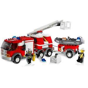 Набор Lego «Пожарна машина»