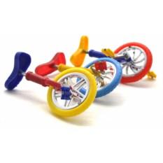 Цирковой велосипед для пальцев