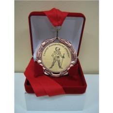 Медаль в футляре Самому благородному рыцарю