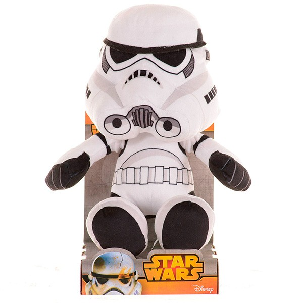 Мягкая игрушка Disney Star Wars Звездные Войны Штурмовик