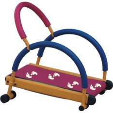 Детская механическая беговая дорожка, Moove&Fun