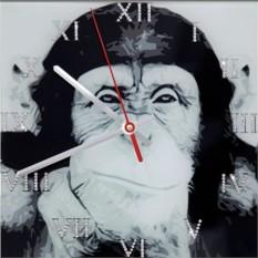 Часы с кристаллами Swarovski Обезьяна