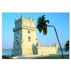 Пазл Educa Белая крепость, Португалия