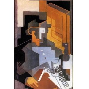Репродукция картины Человек из Турина