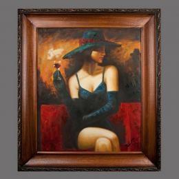 Картина «Дама»