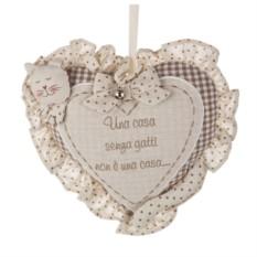 Декоративная игрушка Сердце