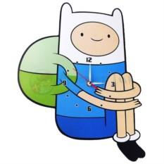 Настенные часы Финн Adventure Time