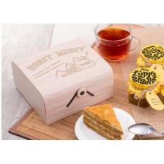 Подарочный набор мёда Honey Money