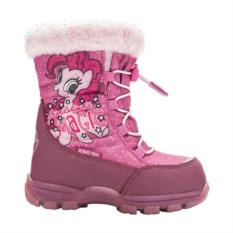 Сноубутсы My Little Pony (цвет: розовый)