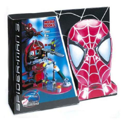 Дорожный набор «Человек-паук против гоблина»