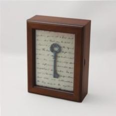 Настенная ключница - шкафчик