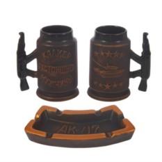Набор пивных кружек АК-47