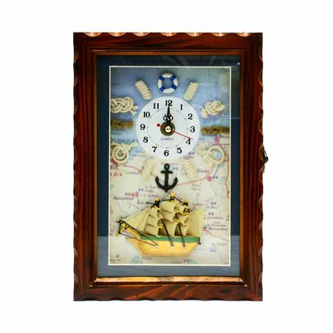 Ключница «Морские путешествия»