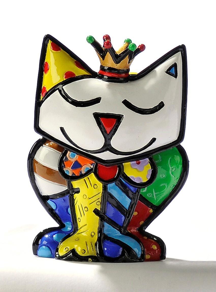 Мини-фигурка кошка Принцесса