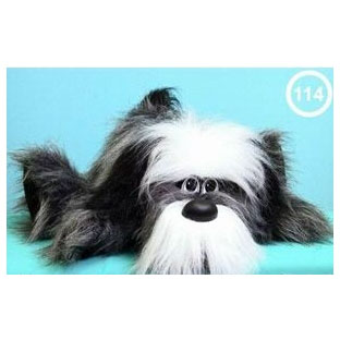 Игрушка «Собака Тоби»