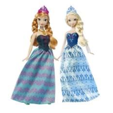 Набор кукол Анна и Эльза Frozen, Модный приговор Mattel