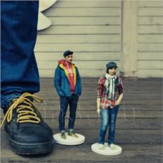 3D фигурка мужу - миниатюрная копия