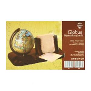 Подставка деревянная с глобусом
