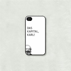 Чехол для iPhone 5,5S,SE Kapital, Kar!