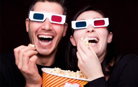 Сертификат 5D кинотеатр для двоих