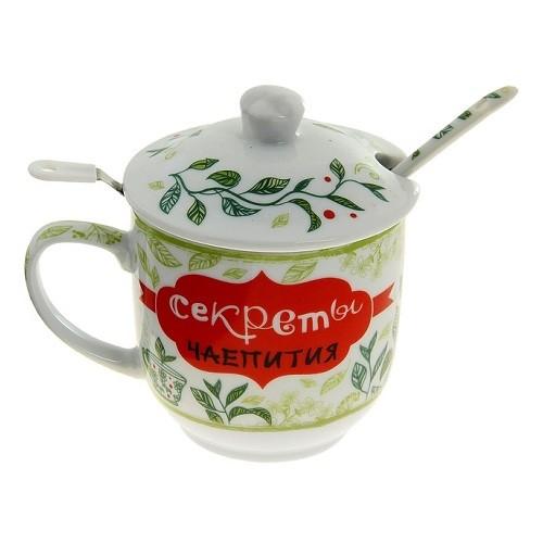 Набор для чая Секреты чаепития