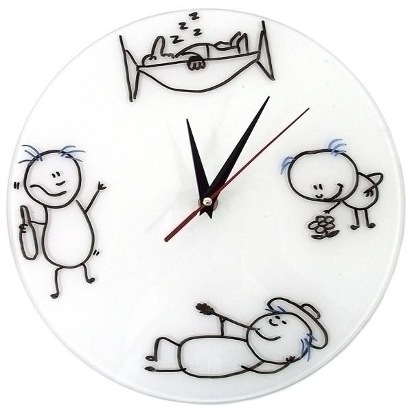 Часы Нарисуй Сам