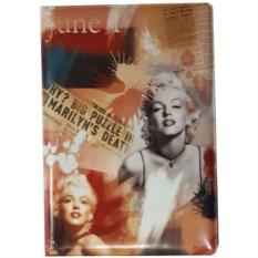 Обложка для паспорта Мэрилин Монро