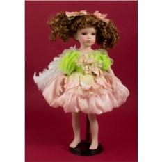Коллекционная кукла Фея весны