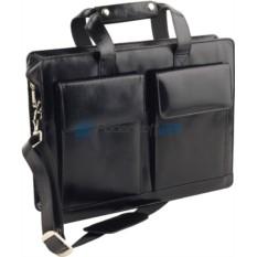 Кожаная сумка для ноутбука «Приорити» Grand Cuero