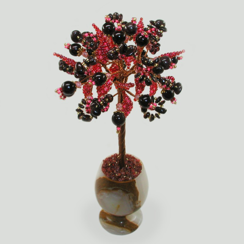 Дерево из граната Гранатовая сказка