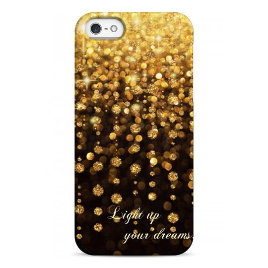 Чехол Light Up Your Dreams для телефона iPhone 5,5S,SE