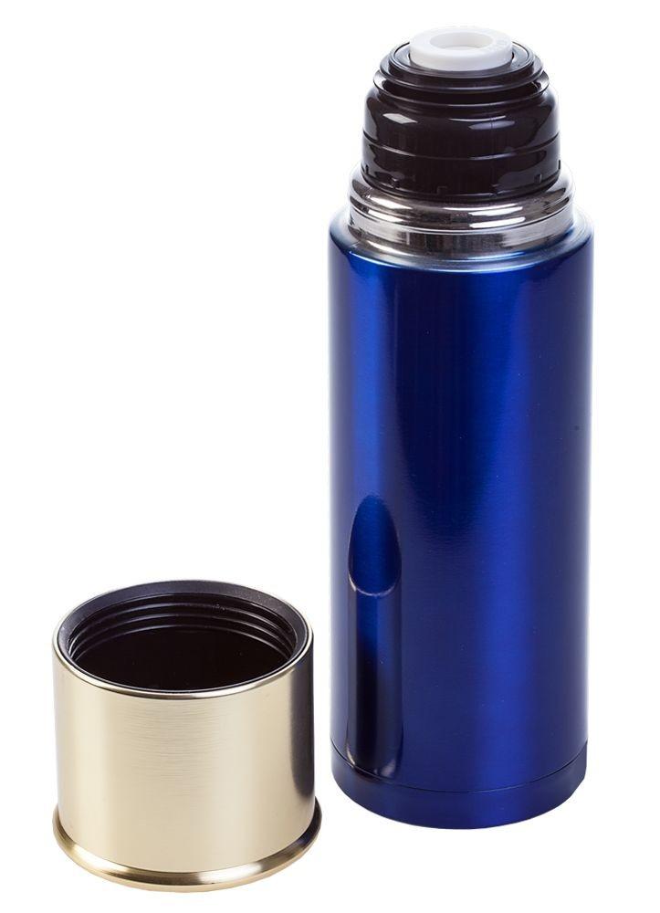 Термос «Патрон», синий