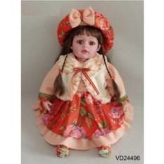 Декоративная виниловая кукла