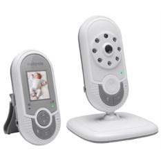 Видеоняня Motorola серого цвета с экраном 1,8 дюйма