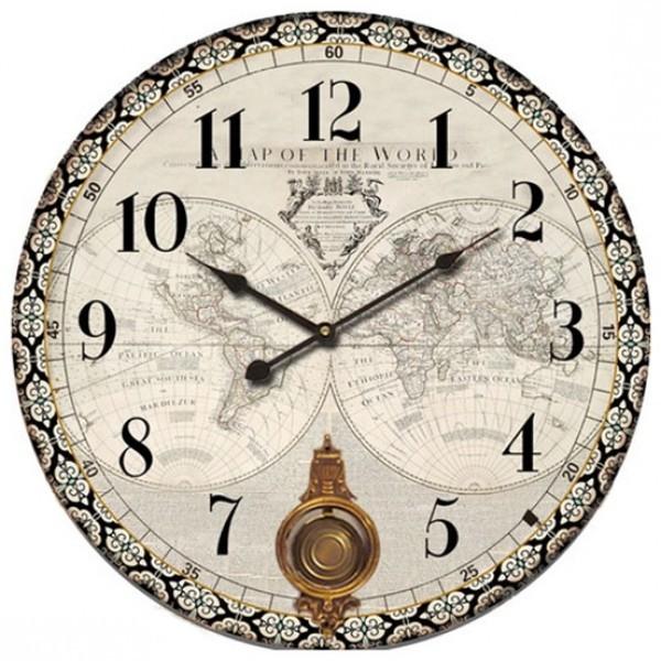Часы Вокруг света