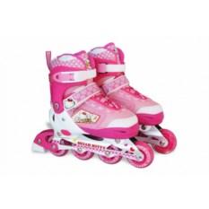 Роликовые коньки Hello Kitty