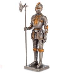 Статуэтка «Рыцарь с алебардой»