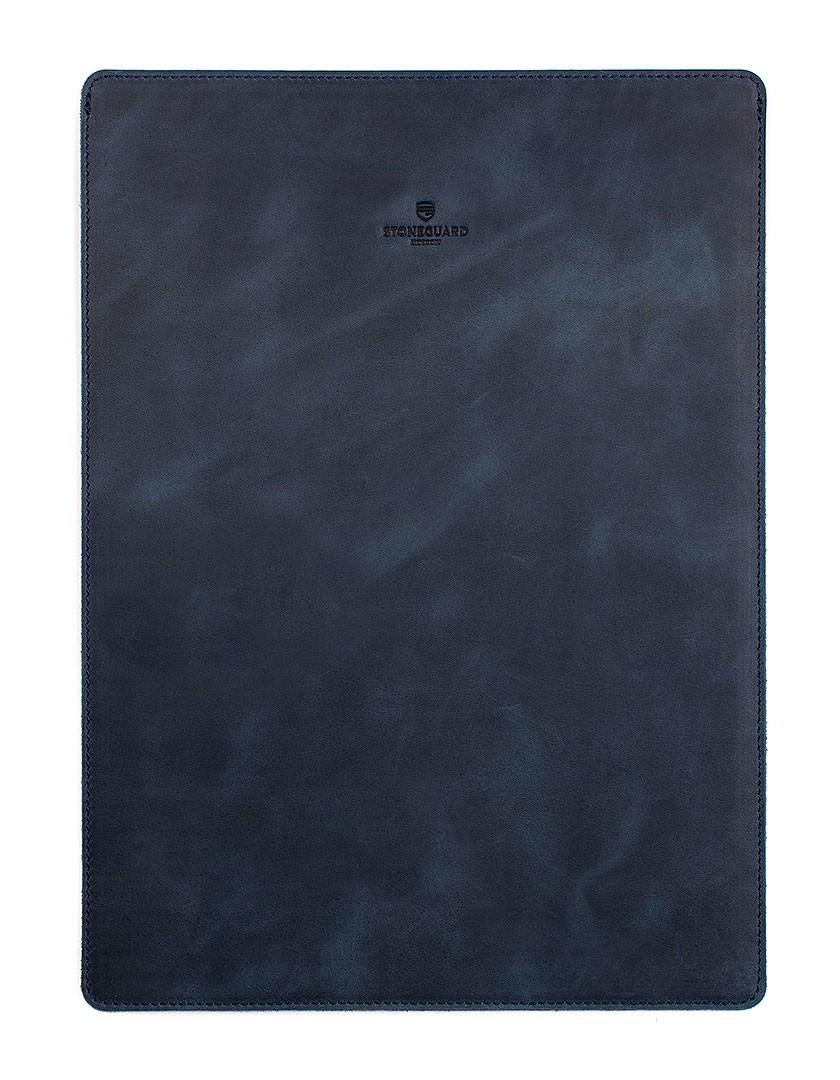 Кожаный чехол для MacBook Pro 13 Retina (Ocean)