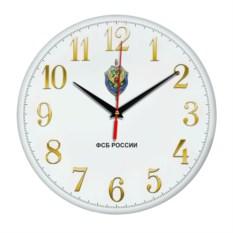 Круглые настенные часы ФСБ