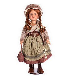 Кукла виниловая «Агнес»