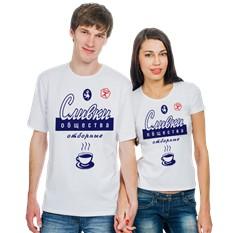 Парные футболки Сливки общества