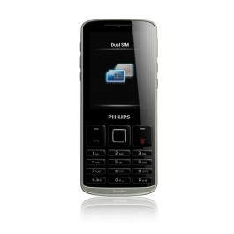 Мобильный телефон Philips Xenium X325 CTX325SLV